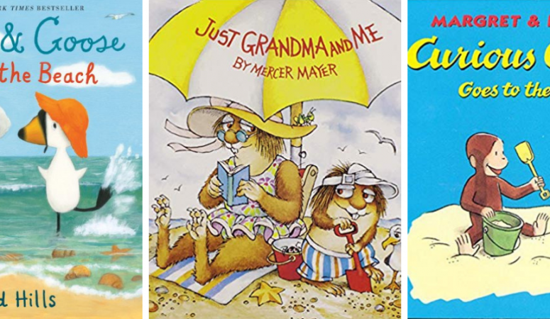Best Beach Books For Toddlers