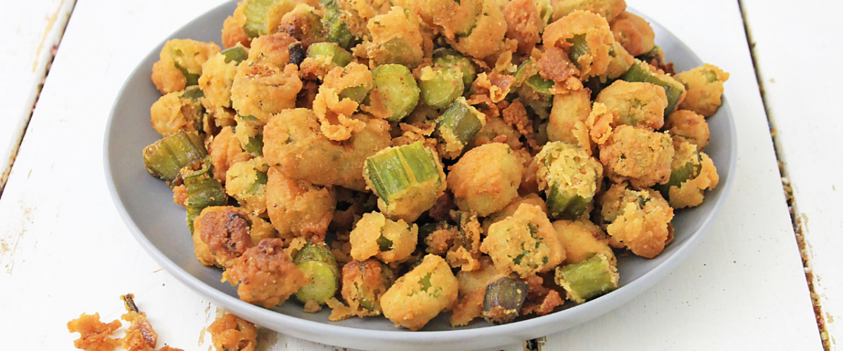 Fried Okra: Delicious and Nutritious