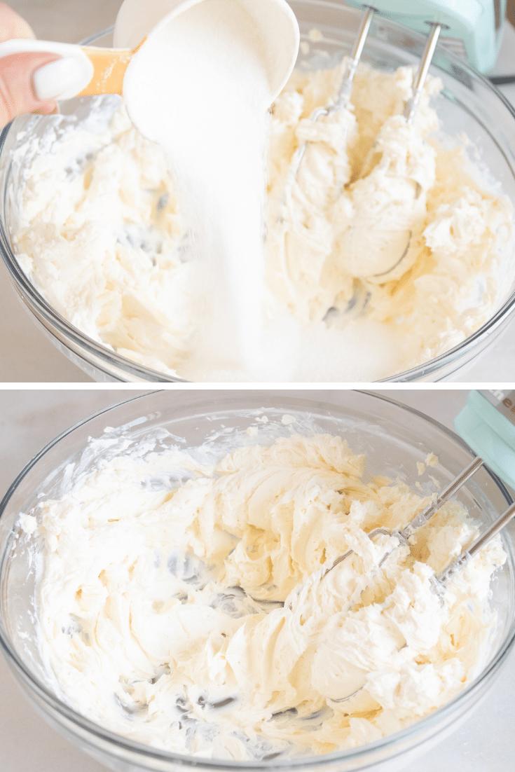 making no bake cheesecake