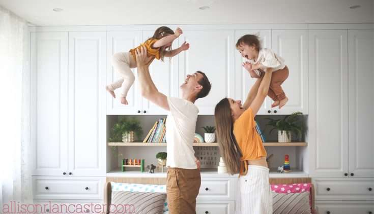 5 Tips for Parenting a Toddler