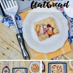 bbq chicken flatbread
