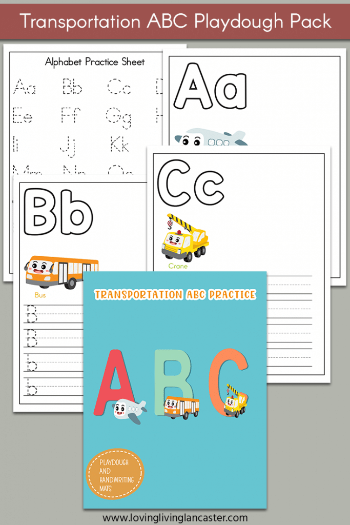 printables for learning abcs